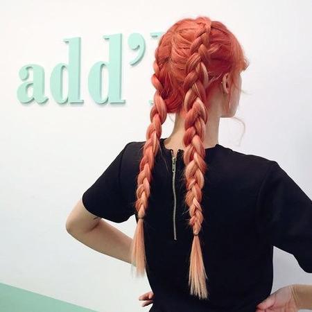 ஃ les dernières tendances coiffures