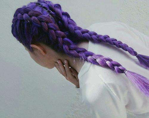 Cheveux ஃ Coloration maison