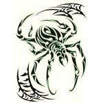 araign e l 39 art du tatouage significations. Black Bedroom Furniture Sets. Home Design Ideas