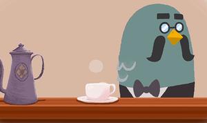 Les cafés des habitants (Animal Crossing New Leaf)