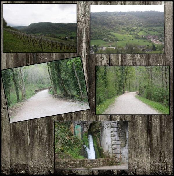 ballade a Perrigny (Jura)