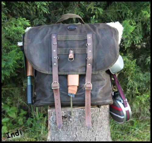 Mon sac a dos...