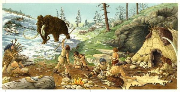 Résultats de recherche d'images pour «paléolithique»