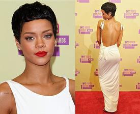 MTV Vidéo Music Awards 2012 : Looks de Rihanna, Nicki Minaj, Katy Perry, Miley Cyrus & Pink