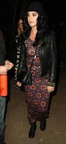 Katy Perry dans une maison hantée VIP