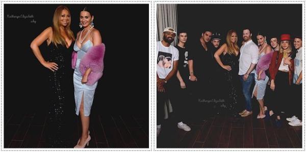 +  19.07 : Concert Mariah Carey // 14.07 : AHA ! // #Happy&Merry : H&M // INSTAGRAM // + INFOS