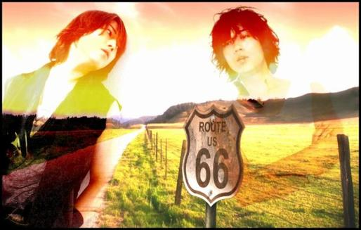 Mini-fic ''Road 66'' + trailer