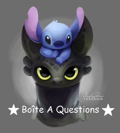 Petite Présentation... ET Boîte A Questions...