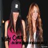 ~ Miley Cyrus, ou l'art de changer de Meilleure Amie comme de vêtements chaussures de copain ;)