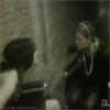 . Photos que Demi a posté sur son Twitter d'elle et Nicole Anderson après le mariage de Kevin Jonas..