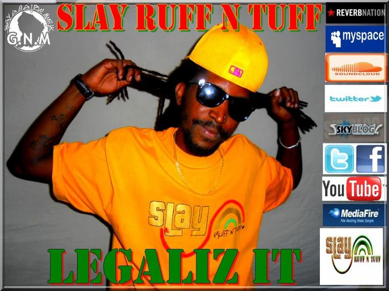 Lotus Flower riddim lokal / Slay - legalz it (lotus flower riddim lokal by Dj L G) (2012)