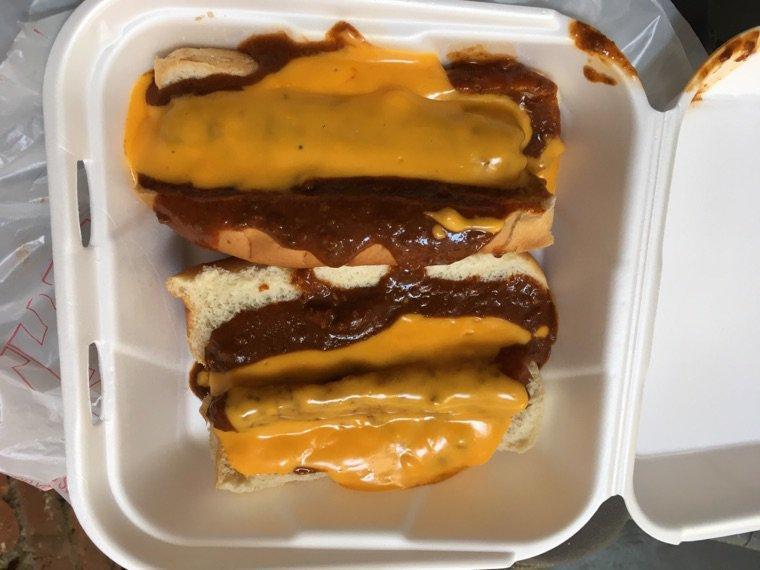 Les meilleurs hot dogs !