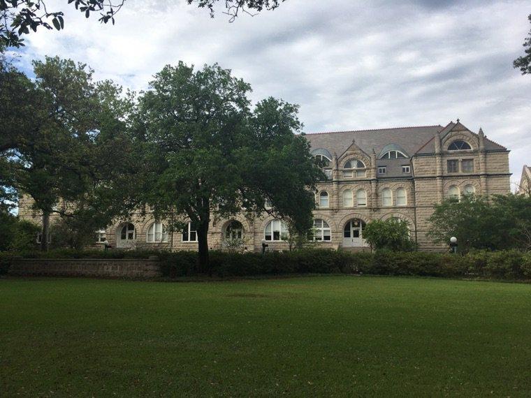 Université américaine.. ?