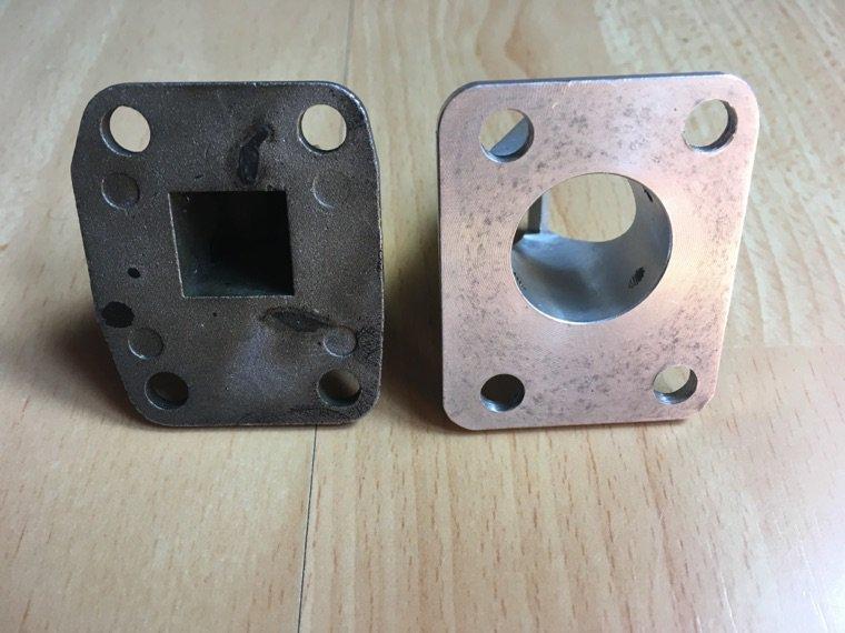 Clapet Bidalot vs Conti