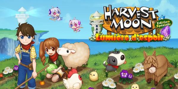 Harvest moon : Lumière de l'Espoir.