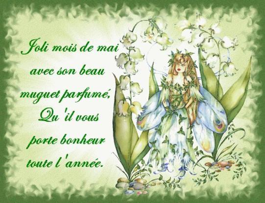 Bon 1er Mai à tous !!!!