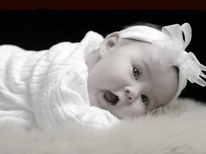 Magnifique poème sur bébé...