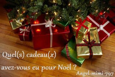 Joyeux Noël ! ☃
