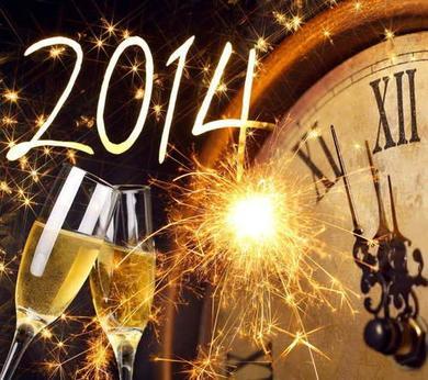 Bonne année 2014 à tous !! ^^