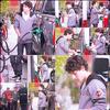 Artcile 20 -  on nickjonasworld  _  Nick J. a été aperçu à Los Angeles hier (4 février) prenant de l'essence pour sa voiture (une Harley Davidson) Plus tard dans la journée, Nick a donné un coup de main à L.A. Foodbank Régional ! (photo en bas à gauche)
