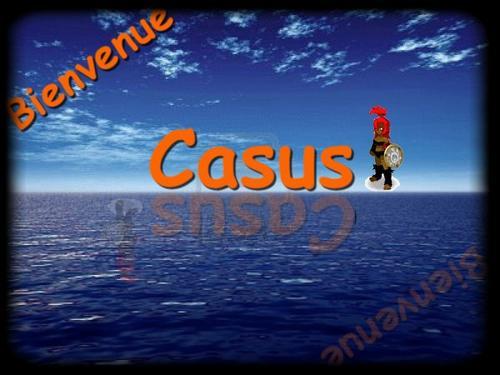 La naissance de Casus !