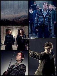 """Des scans du livre : """" Harry Potter : Du roman à l'écran """", une nouvelle BA de """" The Woman in black """" et une photo, et une nouvelle video via le concours """" The Quest """"."""