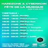 FÊTE DE LA MUSIQUE - CYBERKOIN & HARD-ZONE - 21.06.2010 @ PLACE HENRI FRESNAY (75012)