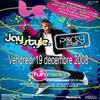 Vendredi 19 Décembre à partir de 23H : JAY STYLE @ LC CLUB