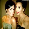 Demi Lovato & moi lors du dîner des correspondants White House!