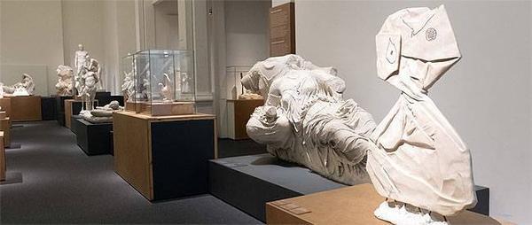 Exposition MIRO de sculptures la Muse blanche du 27/09/2019 au 15/03/2020