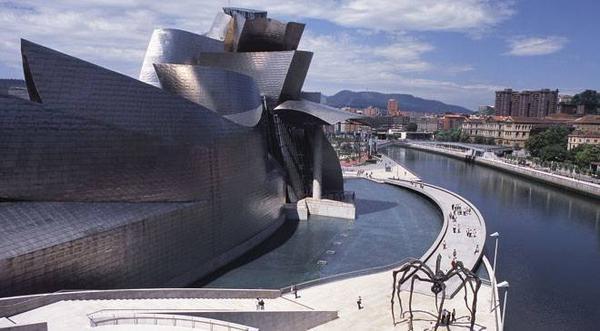 Bilbao et la ria du Nervión