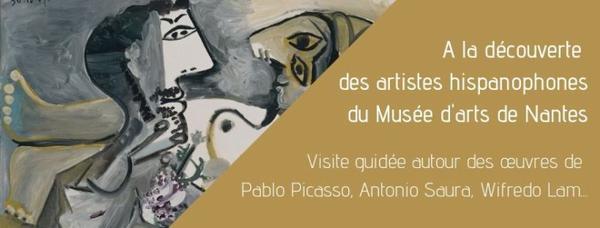 Culture - Arts Espagne début 2020 NANTES