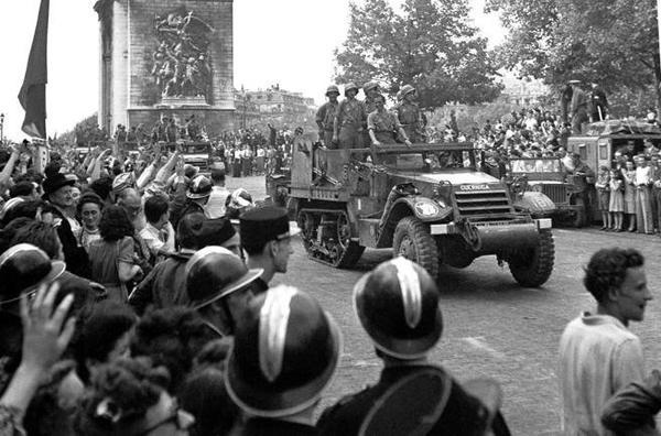 Fallece el último superviviente de la compañía que liberó París de los nazis  13 Rafael Gómez Nieto, de 99 años, muere en Estrasburgo por el coronavirus