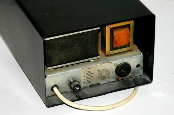 Summer Kamp Émetteur-récepteur RF FT-250, sa radio avec alimentation