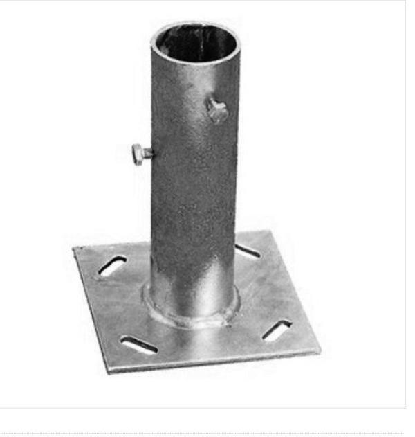 Type: Aluminium mât télescopique portable