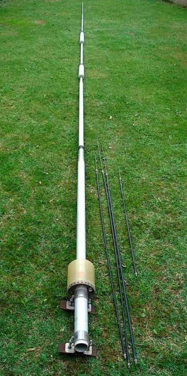 5m de long pour le 10 15 20 4 radians amateur for Cuisine 5m de long