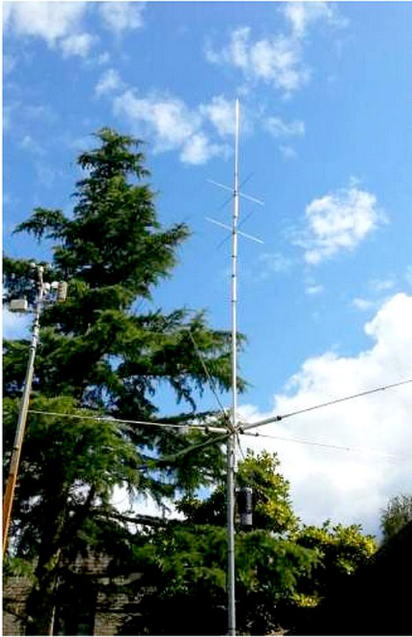 Antenne Diamond CP-6