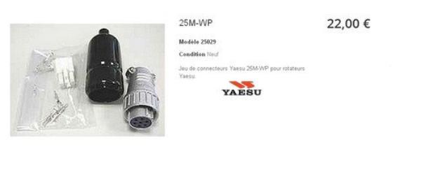 Yaesu G800SA Installation PT2