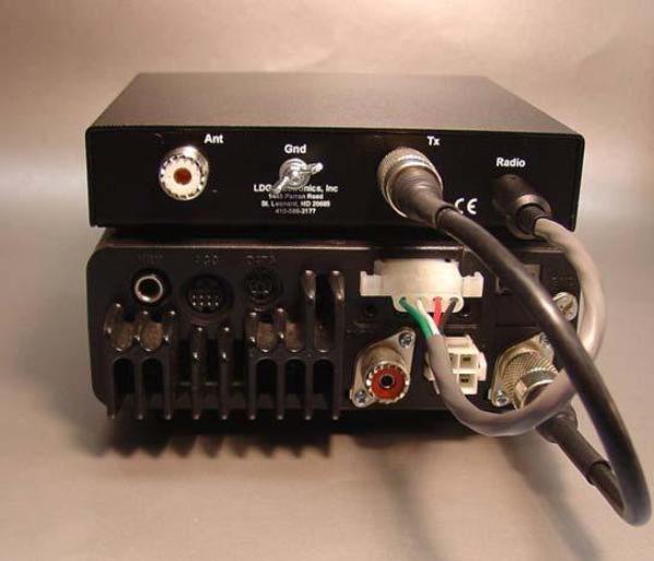 AH-HF5000 Antenne HF 1,6-30MHz auto portante
