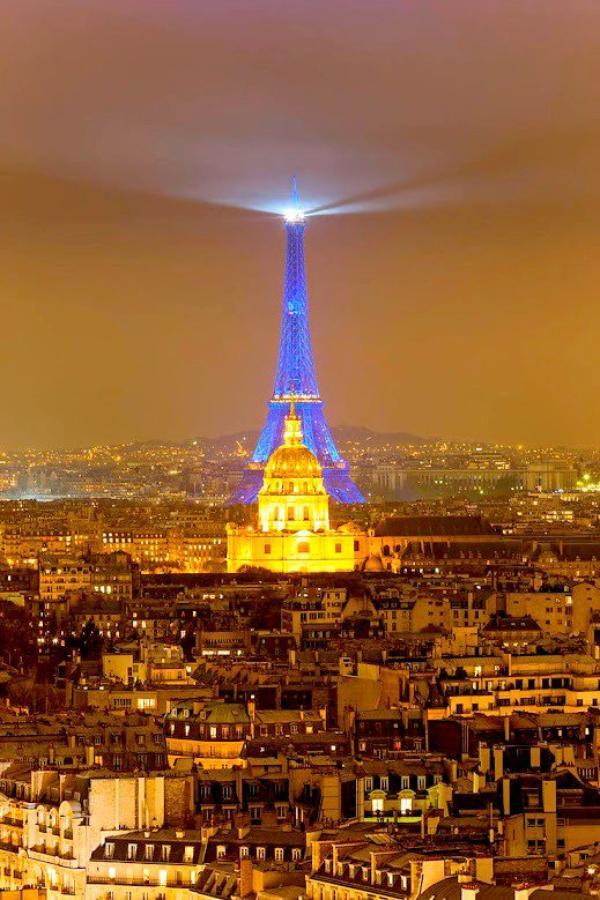 """Paris sera toujours Paris"""