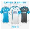 maillot de l'om 2009/2010