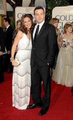 Jen & Ben aux Golden Globe Awards