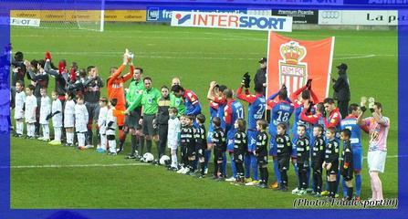 Ligue 2 - (AMIENS SC / MONACO) - Silence on coule ...