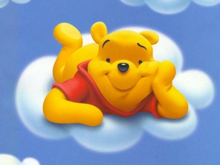 W comme Winnie l'ourson! comme wagon..