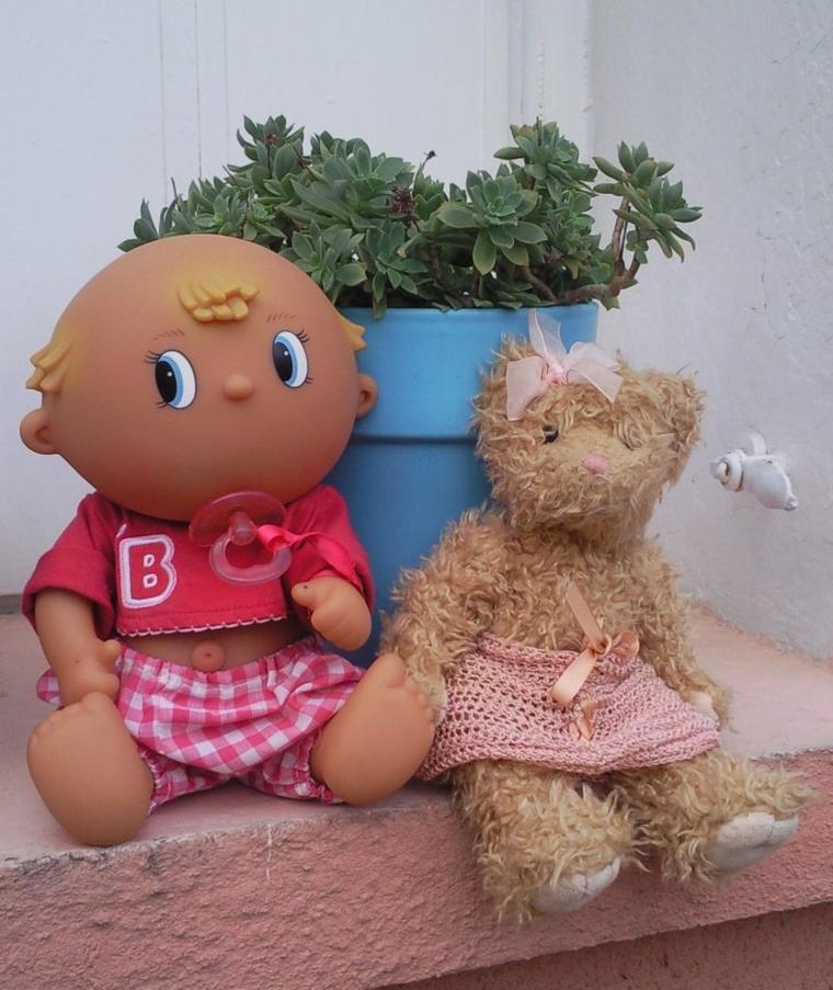 Beedibies et ours vous souhaitent un bon dimanche.