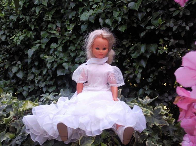 Marion au jardin