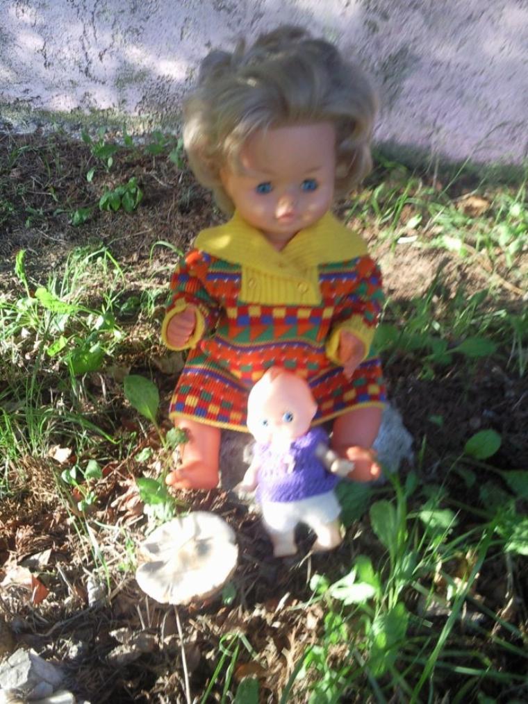 Un dimanche de beau temps avec GéGé et Kewpie