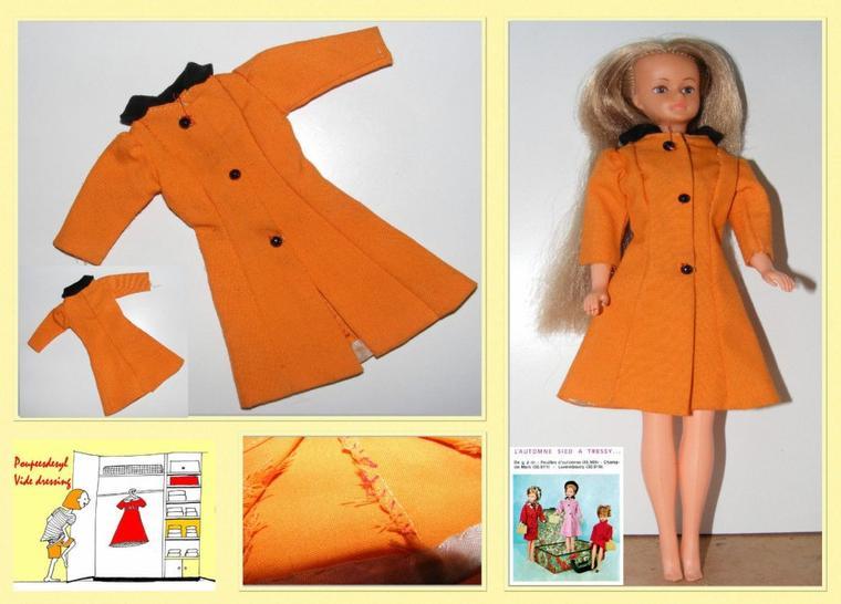 Les manteaux pour Tressy ne sont pas en solde... vu sur eb..