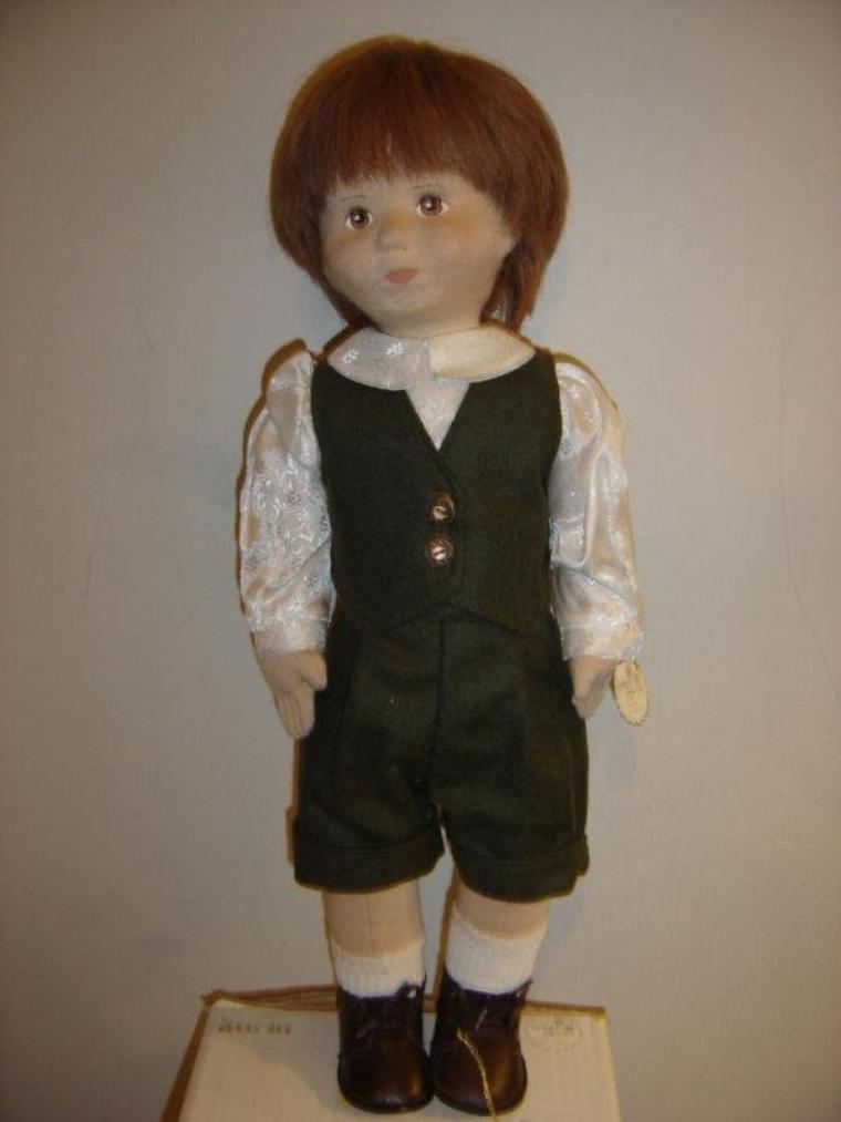 D'autres poupées Glorex, pour le coup d'oeil.