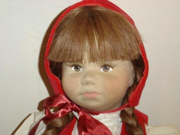 Et pour en  terminer avec les poupées Glorex.